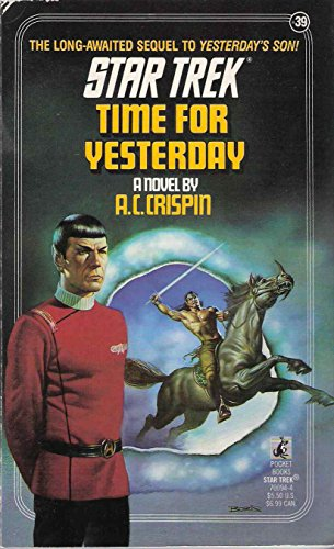 9780671700942: Star Trek, No. 39: Time For Yesterday