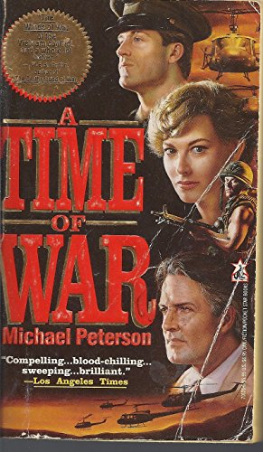 9780671701260: A Time of War