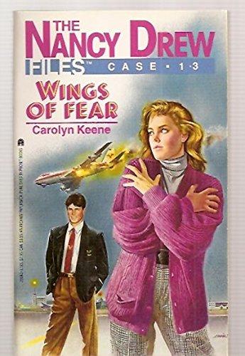 9780671701406: Wings of Fear (Nancy Drew Files, No. 13)