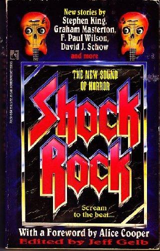 Shock Rock: Gelb, Jeff (editor)
