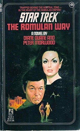 9780671701697: The Romulan Way (Star Trek, No. 35)