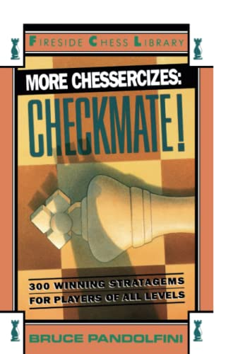 9780671701857: More Chessercizes: Checkmate!