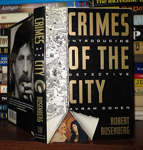 9780671702229: Crimes of the City