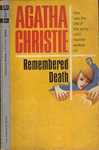Remembered Death: Christie Agatha