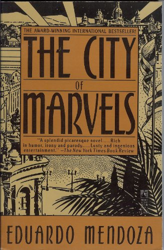 9780671702342: The City of Marvels