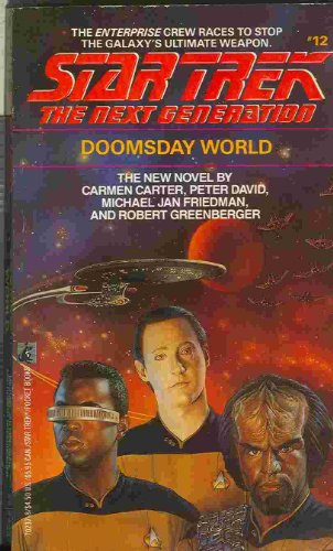 Doomsday World (Star Trek Next Generation, No.: Carmen Carter, Peter