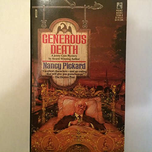 Generous Death: Pickard, Nancy