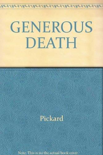 9780671702687: Generous Death