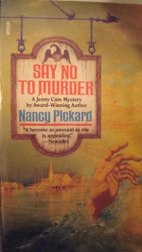 9780671702694: Say No to Murder (Jenny Cain Mysteries, No. 2)