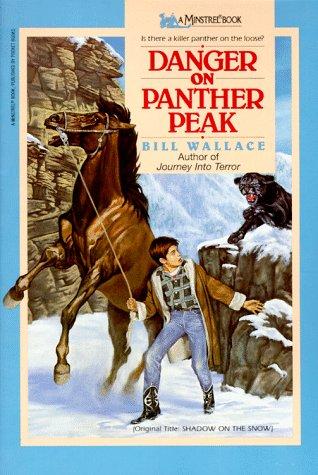 9780671702717: Danger on Panther Peak