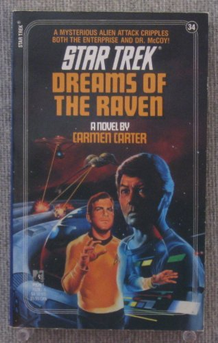 9780671702816: DREAMS OF THE RAVEN: STAR TREK #34