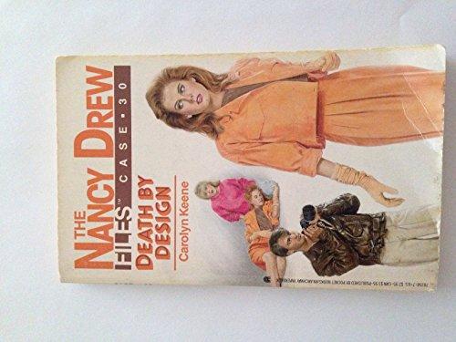 9780671703585: Death by Design (Nancy Drew Casefiles, Case 30)