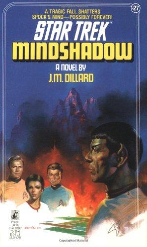 9780671704209: Mindshadow (Star Trek, No 27)