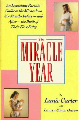 Miracle Year: Lanie Carter