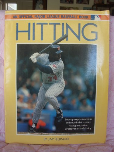 9780671704421: MAJOR LEAGUE: HITTING (PAPERBACK) (An Official Major League Baseball Book)