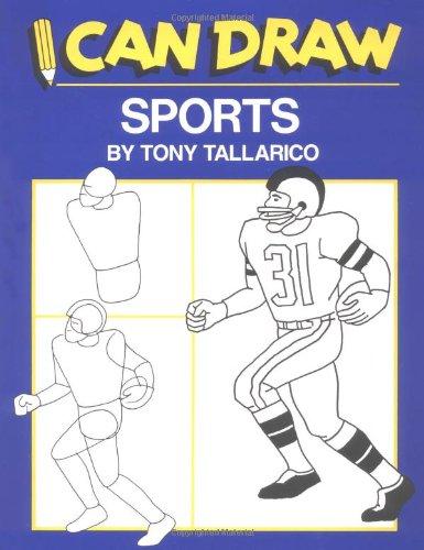 I Can Draw Sports: Tony Tallarico