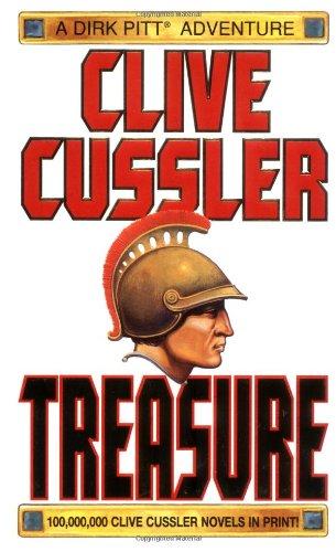 9780671704650: Treasure (Clive Cussler)