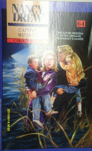 9780671704711: Captive Witness (Nancy Drew #64)