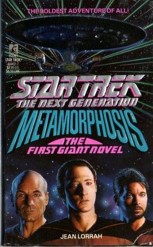 9780671704803: Metamorphosis (Star Trek: The Next Generation)