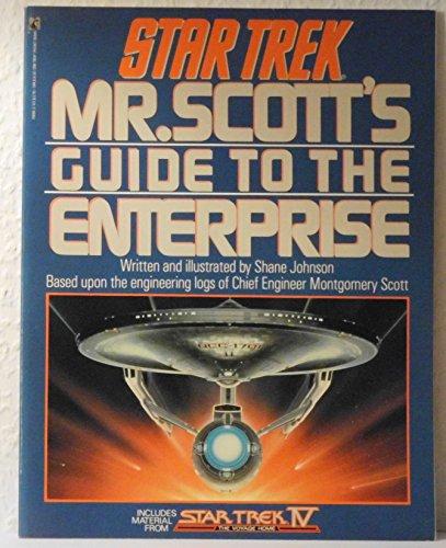 9780671704988: Mr Scott's Guide to the Enterprise (Star Trek)