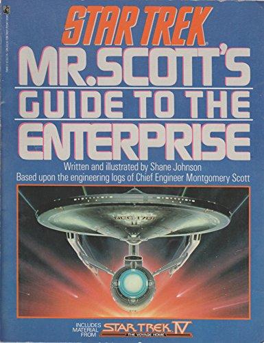 9780671704988: Star Trek: Mr. Scott's Guide to the Enterprise