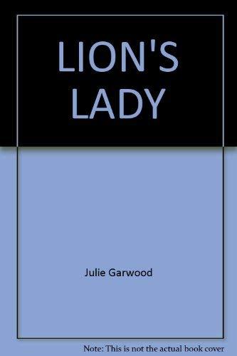 9780671705053: Lion's Lady
