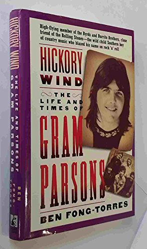 9780671705138: Hickory Wind: The Life and Times of Gram Parsons