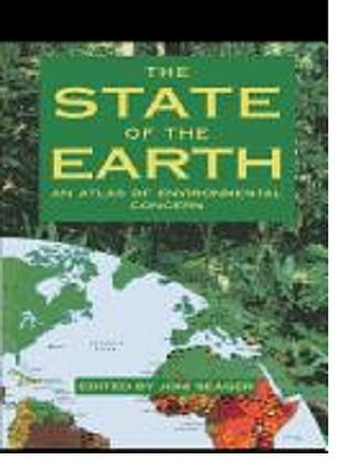 9780671705237: State of the Earth Atlas: Survey of Environment Through International Maps