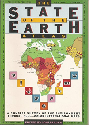 9780671705244: The State of the Earth Atlas