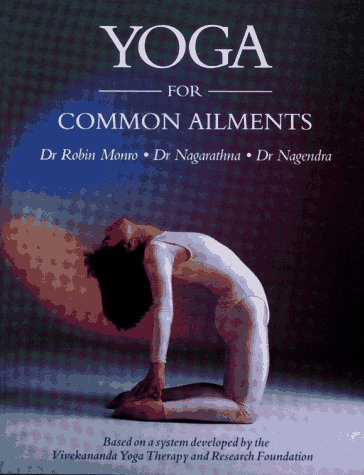 9780671705282: YOGA FOR COMMON AILMENTS