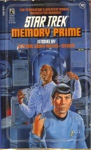 9780671705503: Memory Prime Star Trek #42