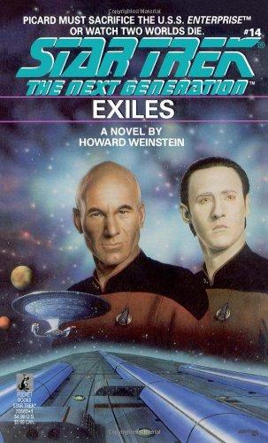 9780671705602: Exiles (Star Trek Next Generation)