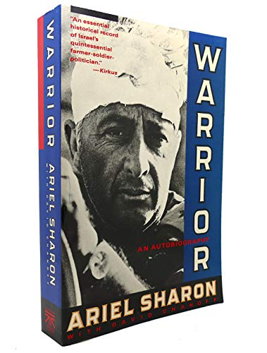 9780671705930: Warrior: The Autobiography of Ariel Sharon