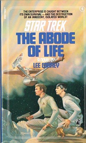 9780671705961: ABODE OF LIFE: STAR TREK #6