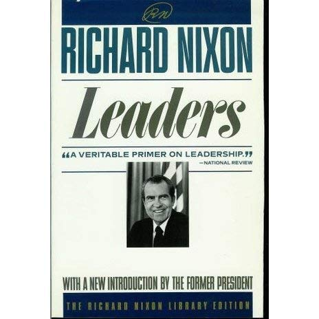 9780671706180: Leaders (The Richard Nixon Library Edition)