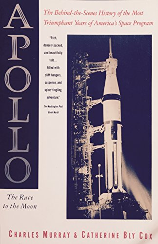9780671706258: Apollo: Race to the Moon