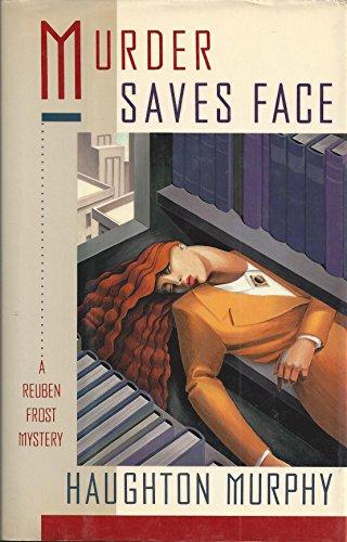 9780671706630: Murder Saves Face: A Reuben Frost Mystery