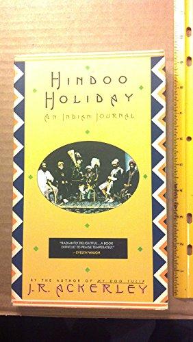 9780671707057: Hindoo Holiday: An Indian Journal