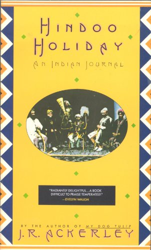 Stock image for Hindoo Holiday: An Indian Journal for sale by HPB-Diamond