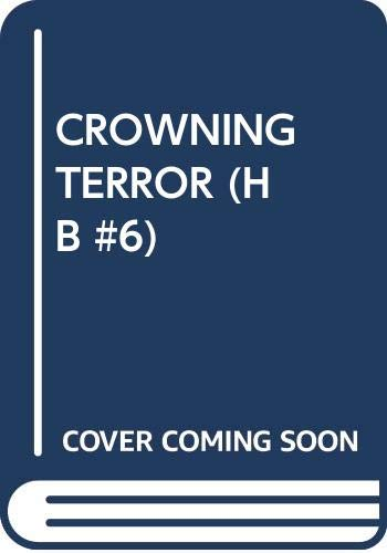9780671707132: The Crowning Terror (Hardy Boys Casefiles, Case 6)