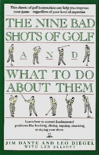 9780671707187: Nine Bad Shots of Golf