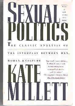 9780671707408: Sexual Politics