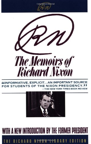 9780671707415: RN: The Memoirs of Richard Nixon: The Memoirs of Richard Nixon, with a New Introduction (Richard Nixon Library Editions)