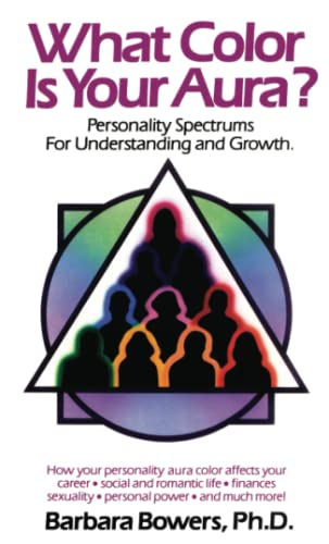 9780671707637: What Color Is Your Aura?: Personality Spectrums for Understanding and Growth