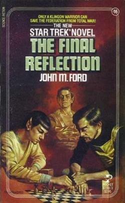 9780671707644: Final Reflection (Star Trek #16)