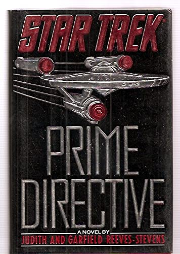 Prime Directive : *Signed*