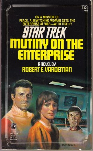 9780671708009: Mutiny on the Enterprise (Star Trek: The Original Series)