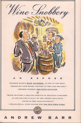 9780671708047: Wine Snobbery: An Expose
