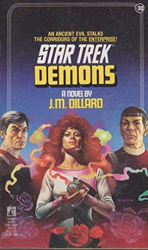 9780671708771: Demons (Star Trek)