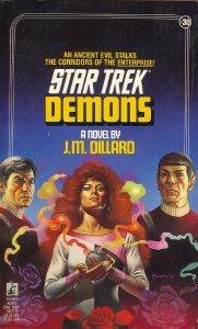 9780671708771: Demons (Classic Star Trek 30)